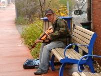 152 ~ Water Street musician