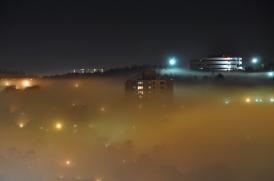 90 ~ Fog cover