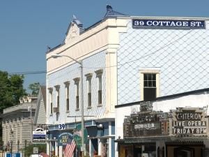 Cottage Street, Bar Harbor